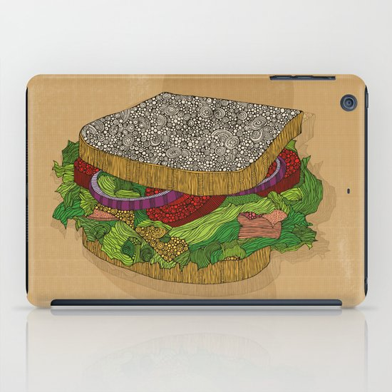 Sanduchito iPad Case