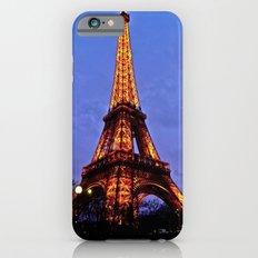 Eiffel Tower at Night iPhone 6s Slim Case