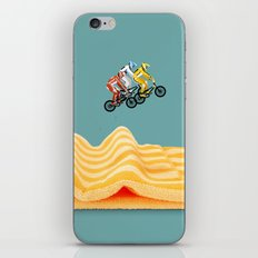 BMX iPhone & iPod Skin