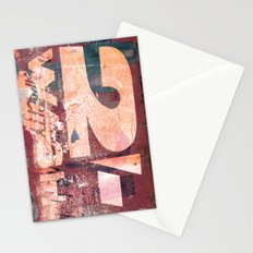 Collide 8 Stationery Cards