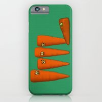 Is that a...zombie carrot!?!! iPhone 6 Slim Case