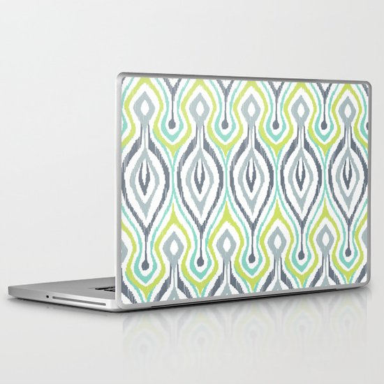 Sketchy IKAT Laptop & iPad Skin