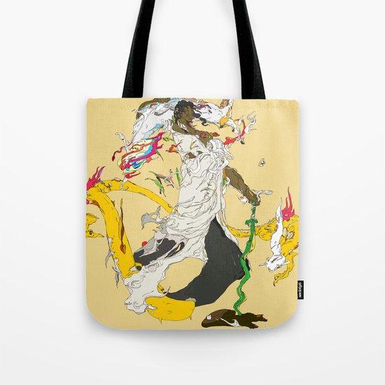 素戔男 - SUSANOO Tote Bag