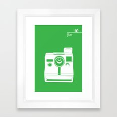 10_coolstuff_R Framed Art Print