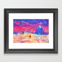 journey - apotheosis Framed Art Print