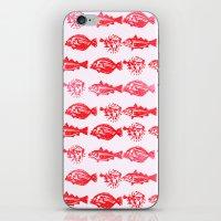 Cosmic Fish iPhone & iPod Skin