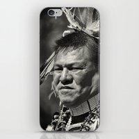 Dakota chief iPhone & iPod Skin
