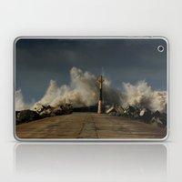 Dark Swell Laptop & iPad Skin