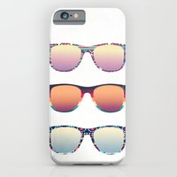 PUT YOUR GLASSES ON ...  iPhone 6 Slim Case