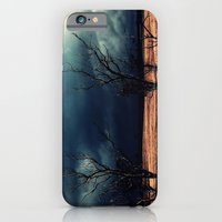 The relief of an Aussie drover iPhone 6 Slim Case