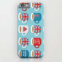 iPhone & iPod Case featuring A Very British Brew by Matt Andrews