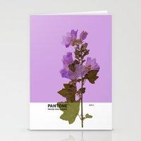 PANTONE 529 U Stationery Cards