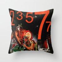 23577 Throw Pillow