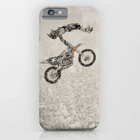 COD Dead Body in a Blizzard, FMX Japan iPhone & iPod Case