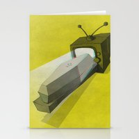 What's On TV? / II Stationery Cards