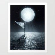 Set Adrift II Art Print
