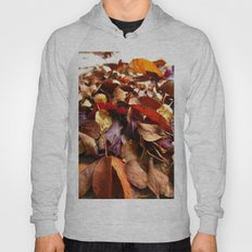 Fall Leaves Away Hoody