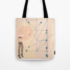 Thigh High Tote Bag