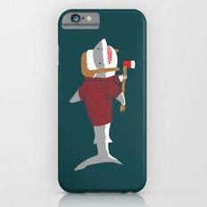 Shark LumberJack Slim Case iPhone 6s