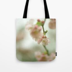 dream: cherry blossoms Tote Bag