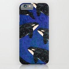 Killer Whale iPhone 6 Slim Case