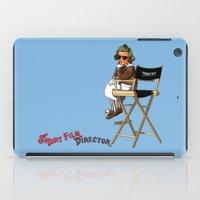 Short Film Director iPad Case