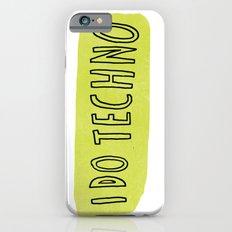 i do techno iPhone 6s Slim Case