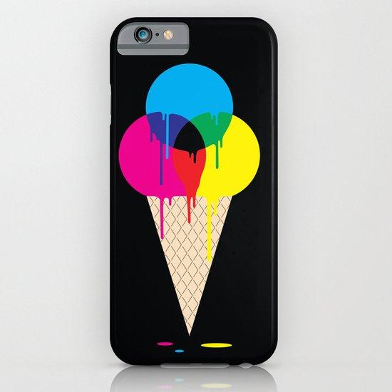 CMYKream iPhone & iPod Case