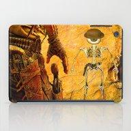 Duel Pour Monsieur Bone  iPad Case