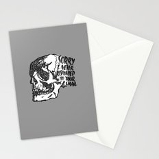 Never Responded Stationery Cards