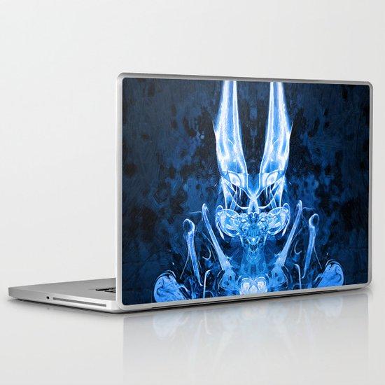 Dimonyo Laptop & iPad Skin