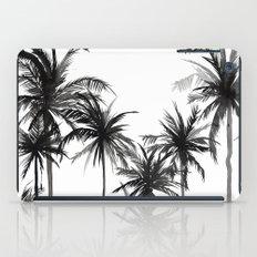 Paradis Noir V iPad Case