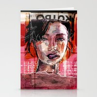 SENSUAL EVERAFTER Stationery Cards