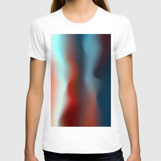 Nebulous Carmine T-shirt