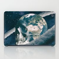 The Old Traveller iPad Case