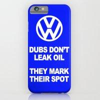 VW Mark the Spot iPhone 6 Slim Case