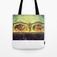 Auf dem Jahrmarkt (1) Tote Bag