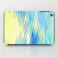 Re-Created Vertices No. 8 by Robert S. Lee iPad Case