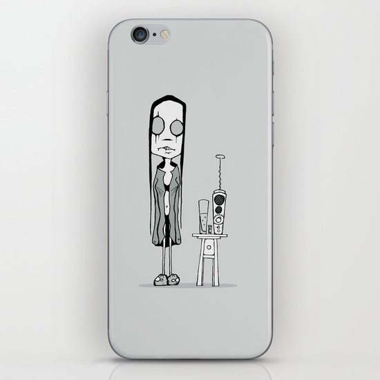 Parnell iPhone & iPod Skin