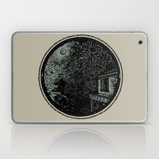 Miniature Circle Landscape 1: Morning Vision Laptop & iPad Skin