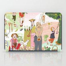gardening iPad Case