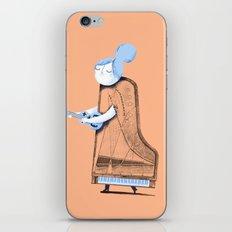Lady in G Major iPhone & iPod Skin