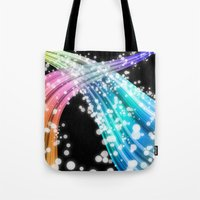 Space Highway Tote Bag