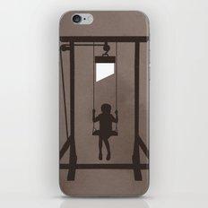 Swing Blade iPhone & iPod Skin