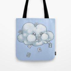 Cloud Storage Tote Bag