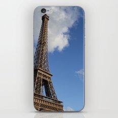 eiffel t0wer iPhone & iPod Skin