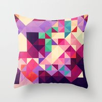 gizah Throw Pillow