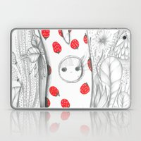 Silent In The Forest Laptop & iPad Skin