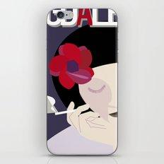 Magdalene iPhone & iPod Skin