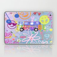 Summer Of Love - The 60s Laptop & iPad Skin